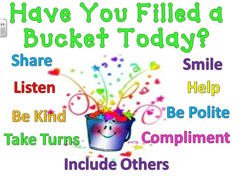 Have You Filled A Bucket Today Pdf   Google Search - Have You Filled A Bucket Today, Transparent background PNG HD thumbnail