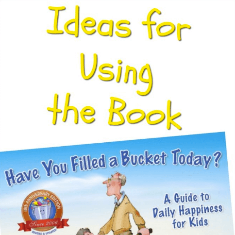Ideas For Using The Book Have You Filled A Bucket Today?   Minds In Bloom - Have You Filled A Bucket Today, Transparent background PNG HD thumbnail