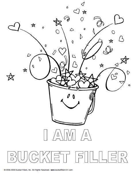 Megan Recommends U2013 Have You Filled A Bucket Today? | Tips On The Tips - Have You Filled A Bucket Today, Transparent background PNG HD thumbnail