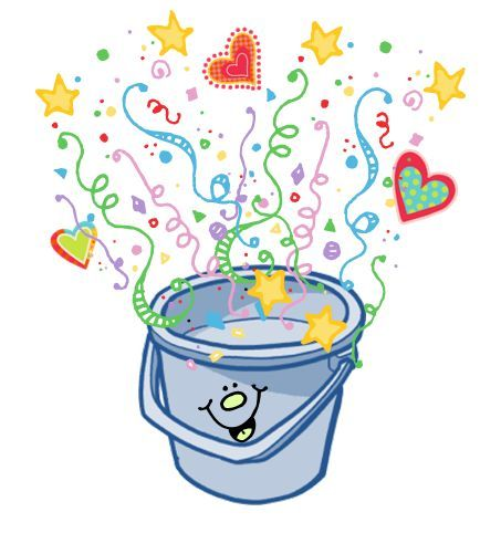 The Creative School Counselors: Fill A Bucket Prezi Lesson - Have You Filled A Bucket Today, Transparent background PNG HD thumbnail