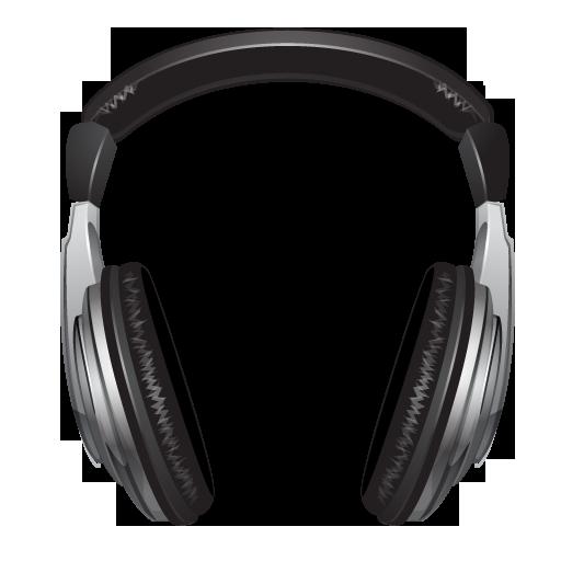 Headphones Png File - Headphones, Transparent background PNG HD thumbnail