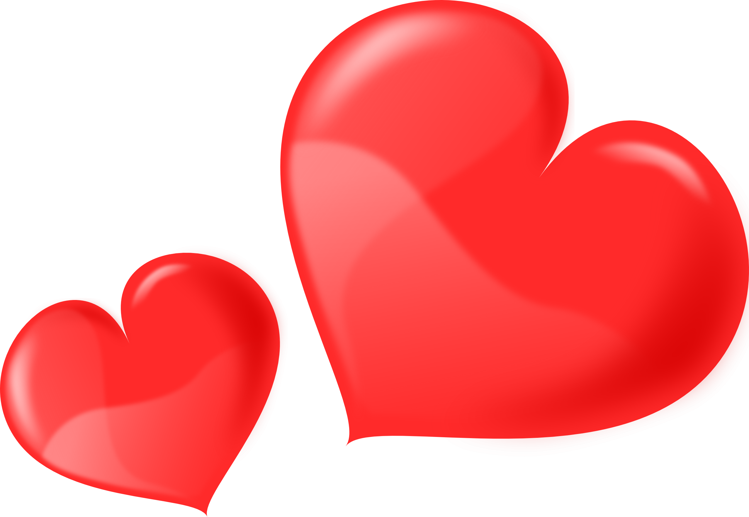 Heart Png Cute - Heart, Transparent background PNG HD thumbnail