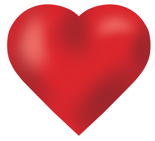 Love Heart Png Image - Heart, Transparent background PNG HD thumbnail