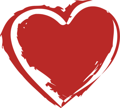 Png File Name: Red Heart Hdpng.com  - Heart, Transparent background PNG HD thumbnail