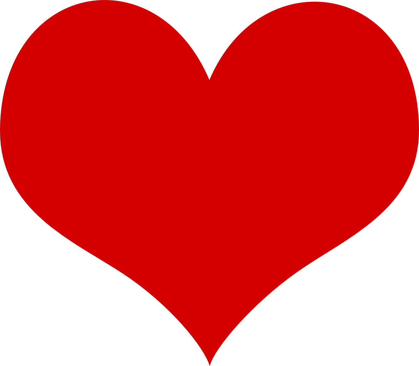 Red Heart Png Image, Free Download - Heart, Transparent background PNG HD thumbnail