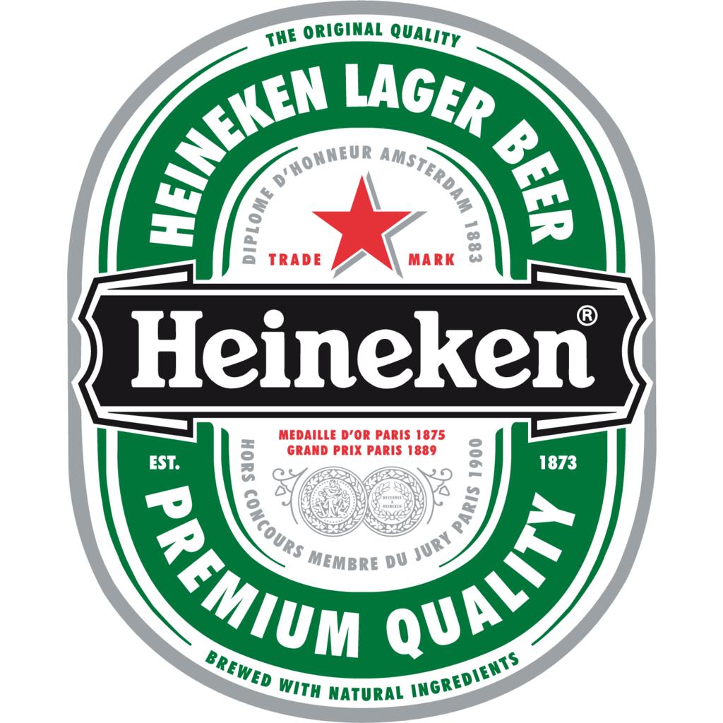 Heineken Logo Vector PNG