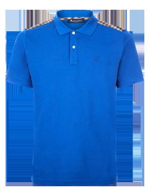 Hill Club Check Polo Shirt - Polo Shirt, Transparent background PNG HD thumbnail