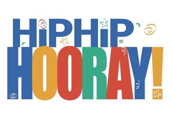 Hip Hip Hooray! - Hip Hip Hooray, Transparent background PNG HD thumbnail