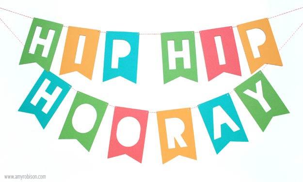 Hip Hip Hurray Clipart - Hip Hip Hooray, Transparent background PNG HD thumbnail