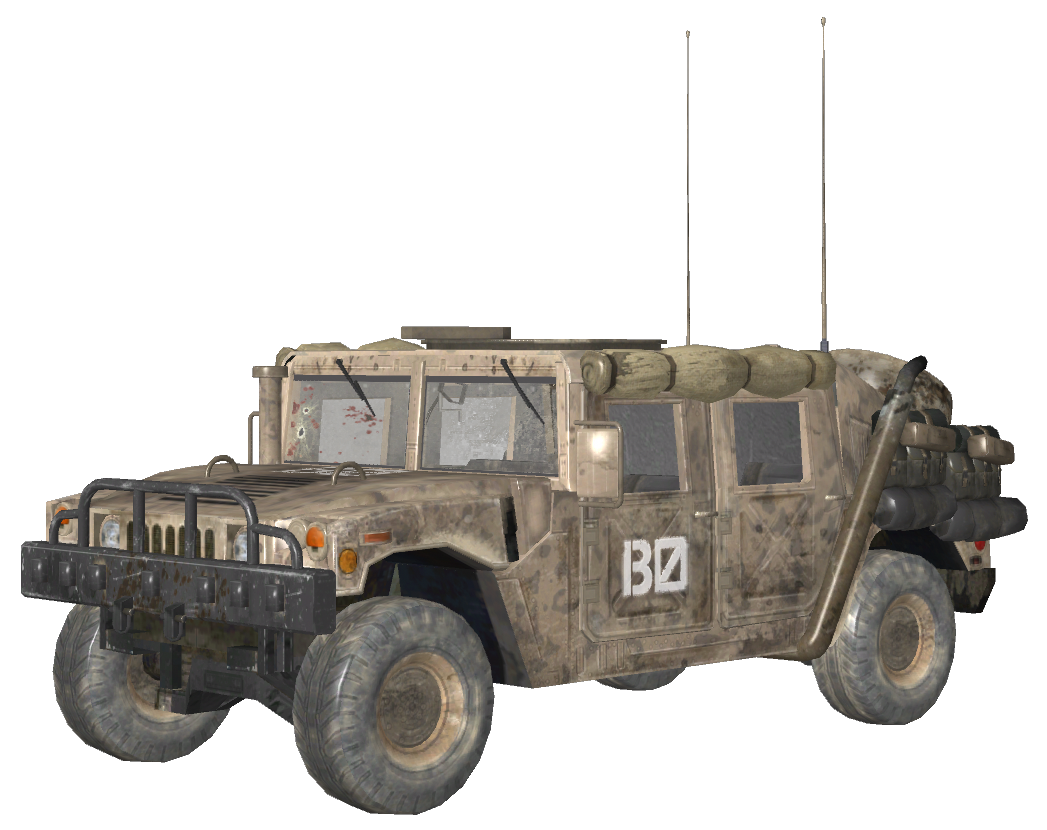 Image   M1026 Hmmwv Model Mw3.png   Call Of Duty Wiki   Fandom Powered By Wikia - Hmmwv, Transparent background PNG HD thumbnail