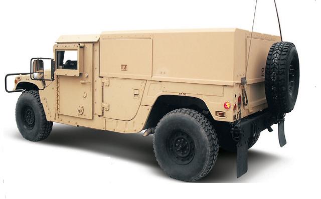 M1152 (Armor Ready)   Standard - Hmmwv, Transparent background PNG HD thumbnail