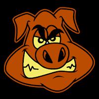 Hog Head - Hog Head, Transparent background PNG HD thumbnail