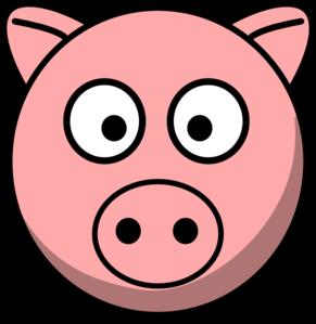 Hog Head Clipart #1 - Hog Head, Transparent background PNG HD thumbnail