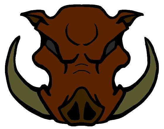 Hoghead U201C - Hog Head, Transparent background PNG HD thumbnail