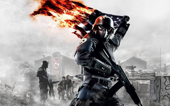 Homefront Provides Examples Of: - Homefront Video Game, Transparent background PNG HD thumbnail