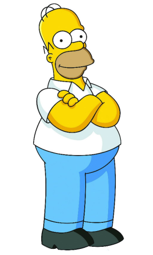 Homer Simpson.png - Bart Simpson, Transparent background PNG HD thumbnail
