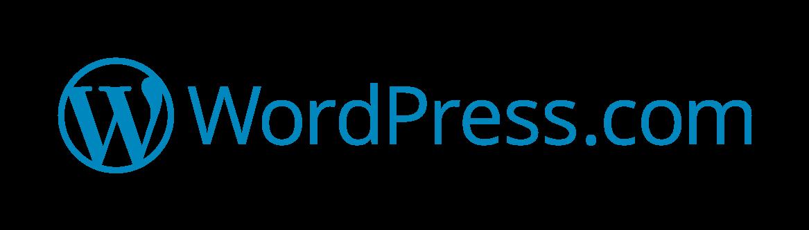 Horizontal Color Logo - Wordpress, Transparent background PNG HD thumbnail