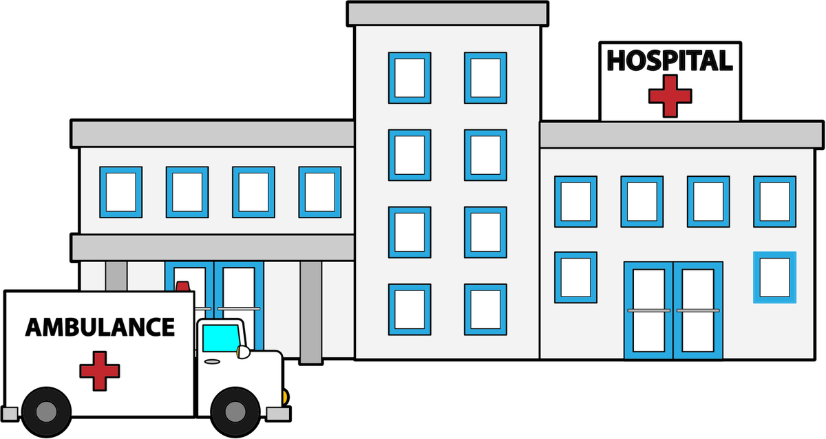 Hospital PNG HD Images