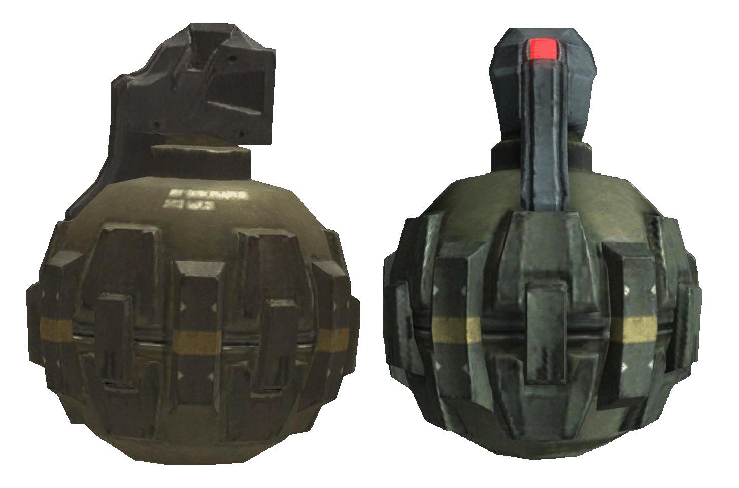 Hreach   M9 Grenade.png - Grenade, Transparent background PNG HD thumbnail