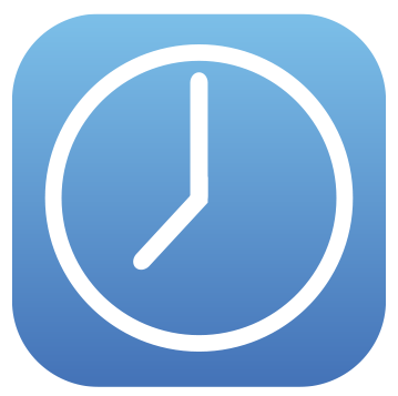 Hours - Hrs, Transparent background PNG HD thumbnail