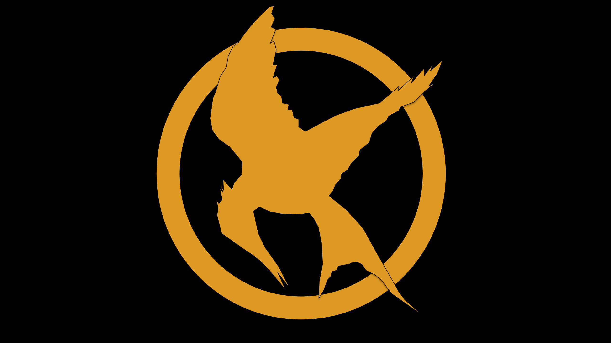 Hunger Games La  Official Logo Big.png - The Hunger Games, Transparent background PNG HD thumbnail
