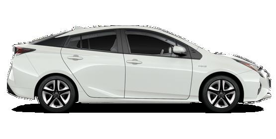 Hybrid Car Png - Prius, Transparent background PNG HD thumbnail