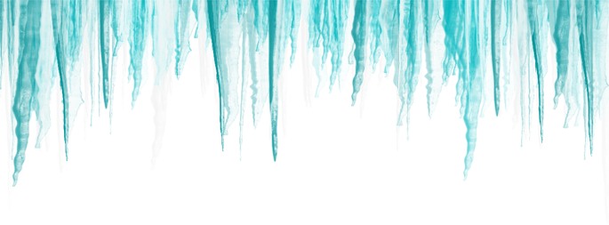 Full Size: - Icicle Border, Transparent background PNG HD thumbnail