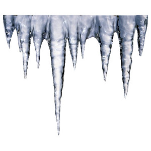 Icicles Image On Universalscra Icicles Border Png - Icicle, Transparent background PNG HD thumbnail