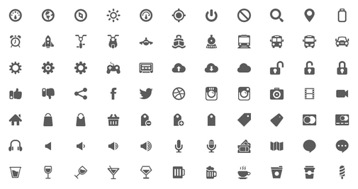 Gemicon   An Icon Set Of 600 Free Icons In Psd U0026 Png Formats   Dzone Web Dev - Icon Set, Transparent background PNG HD thumbnail