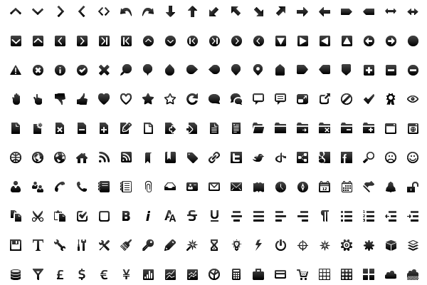 Gentleface Toolbar Icon Set - Icon Set, Transparent background PNG HD thumbnail