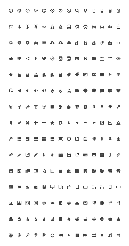 Png Icons - Icon Set, Transparent background PNG HD thumbnail