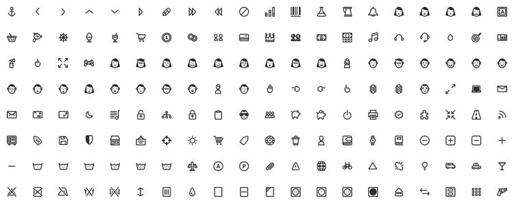Prestashop Icon Pack - Icon Set, Transparent background PNG HD thumbnail