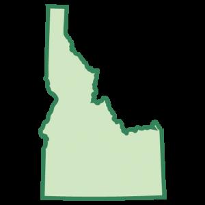 Cropped Idaho.png - Idaho, Transparent background PNG HD thumbnail