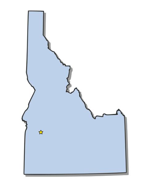 Idaho - Idaho, Transparent background PNG HD thumbnail