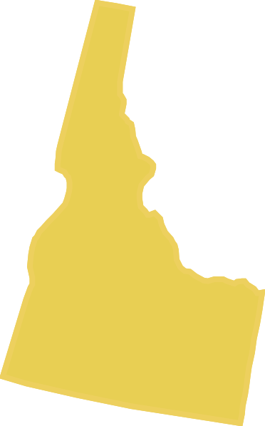 Png: Small · Medium · Large - Idaho, Transparent background PNG HD thumbnail