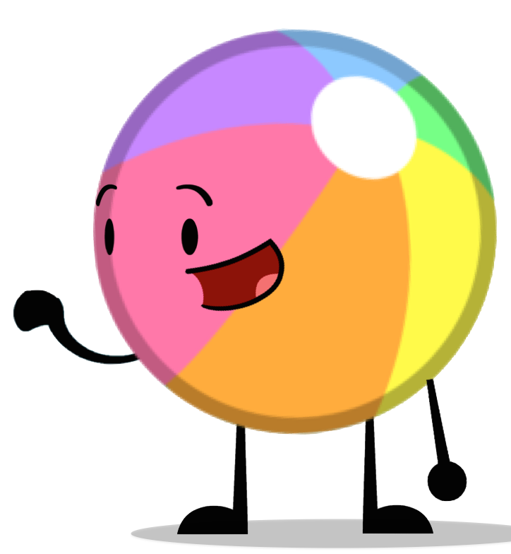 Beach Ball Idle.png - Idle, Transparent background PNG HD thumbnail