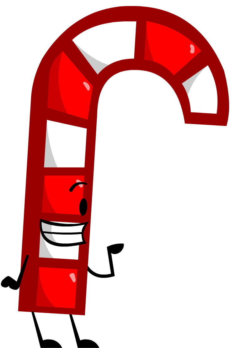 Candy Cane Idle.png - Idle, Transparent background PNG HD thumbnail