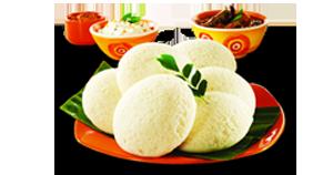 Breakfast - Idli, Transparent background PNG HD thumbnail