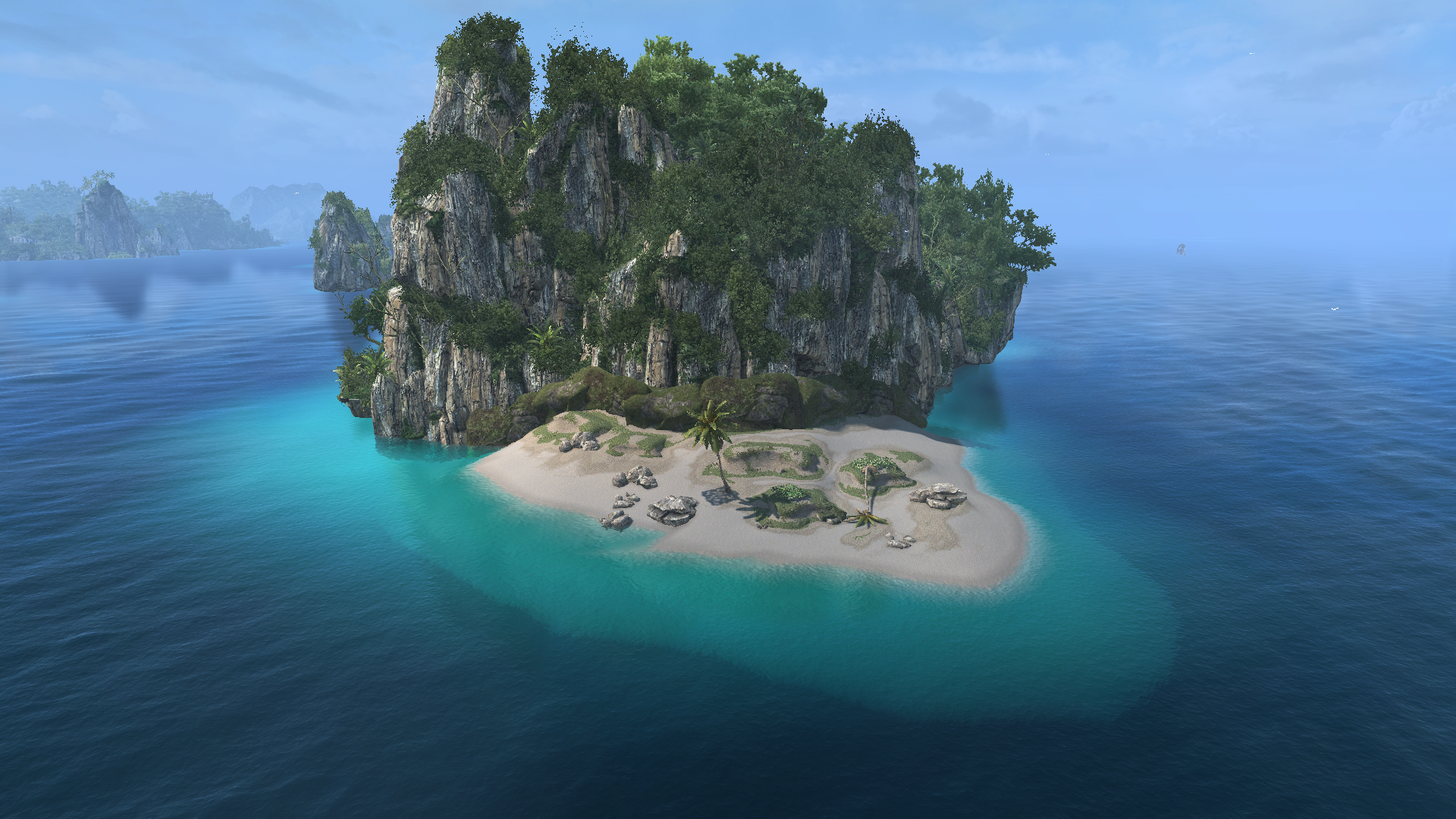 Image   Ac4 Cayo Island.png   Assassinu0027S Creed Wiki   Fandom Powered By Wikia - Island, Transparent background PNG HD thumbnail