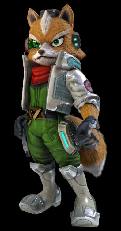 Image   Fox Star Fox Zero.png | Death Battle Wiki | Fandom Powered By Wikia - Star Fox, Transparent background PNG HD thumbnail