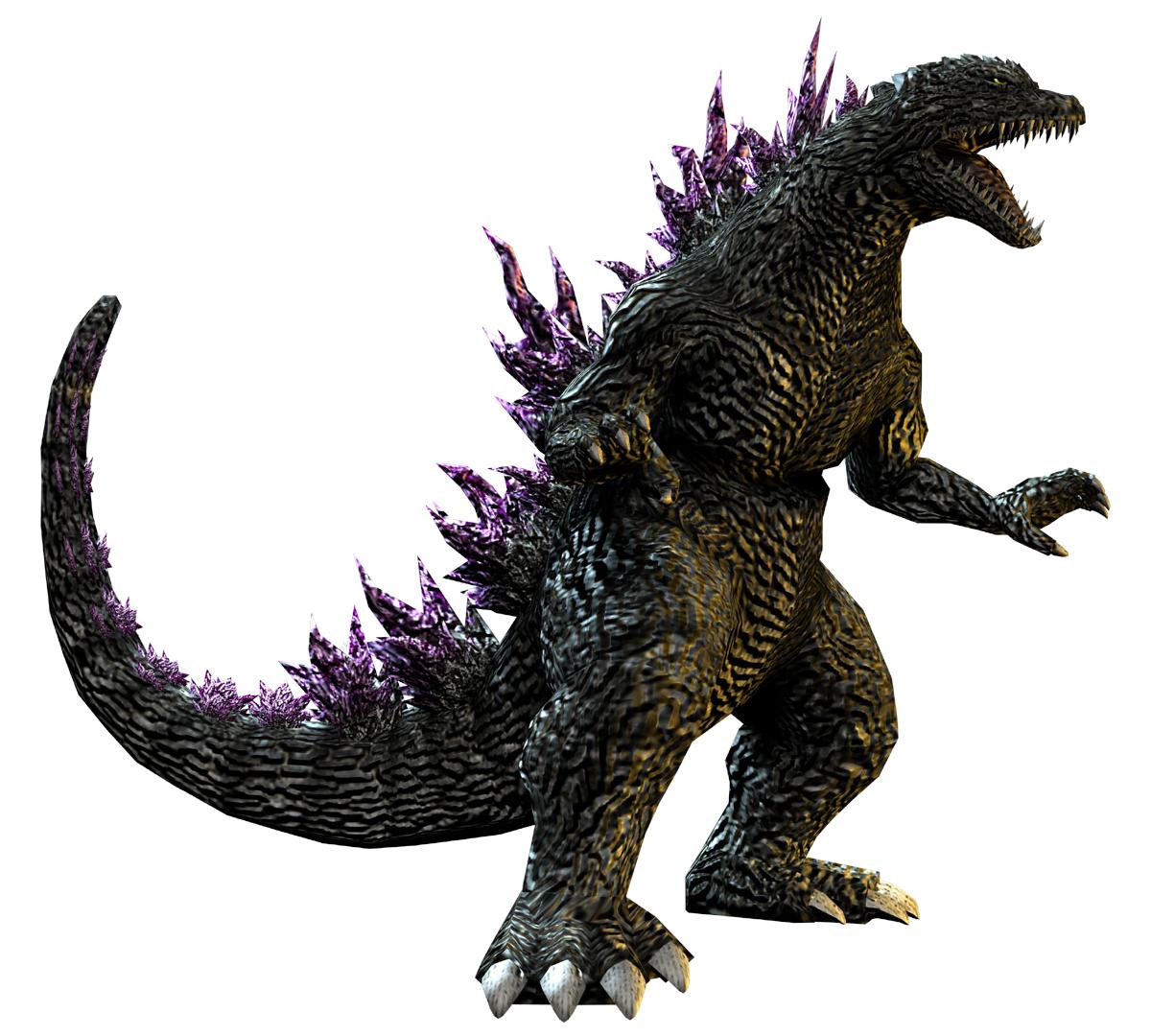 Image   Godzilla 2000 (Godzilla Unleashed).png | Gojipedia | Fandom Powered By Wikia - Godzilla, Transparent background PNG HD thumbnail