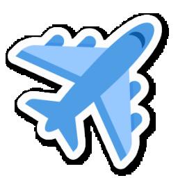 Image PNG Avion