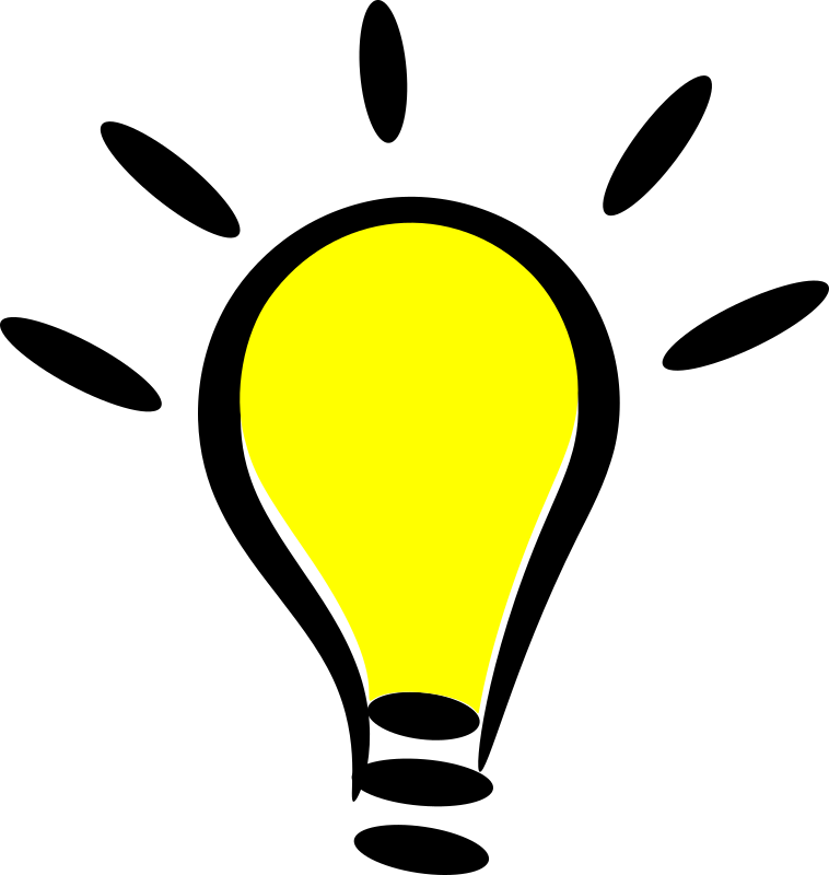 Free Icons Png:light Bulb Lit - Image Lit, Transparent background PNG HD thumbnail