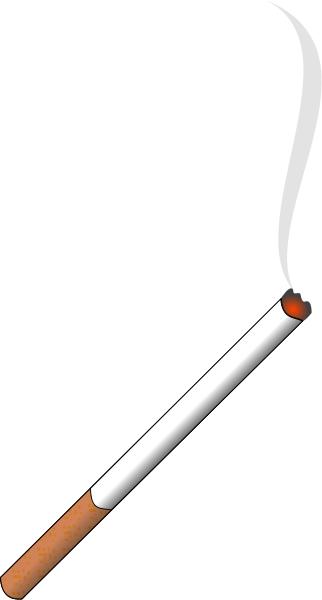 Lit Cigarette With Smoke   /recreation/smoke/lit_Cigarette_With_Smoke.png .html - Image Lit, Transparent background PNG HD thumbnail