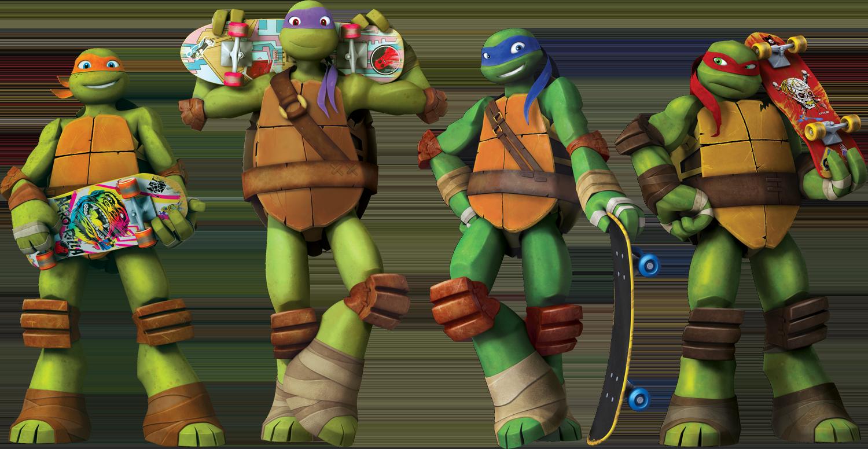 Image   Teenage Mutant Ninja Turtles  Stars Cast Leonardo Donatello Michelangelo Raphael Cgi Nicktoon Tmnt  Nicktoons Nick.png | Tmntpedia | Fandom Powered By Hdpng.com  - Tmnt, Transparent background PNG HD thumbnail