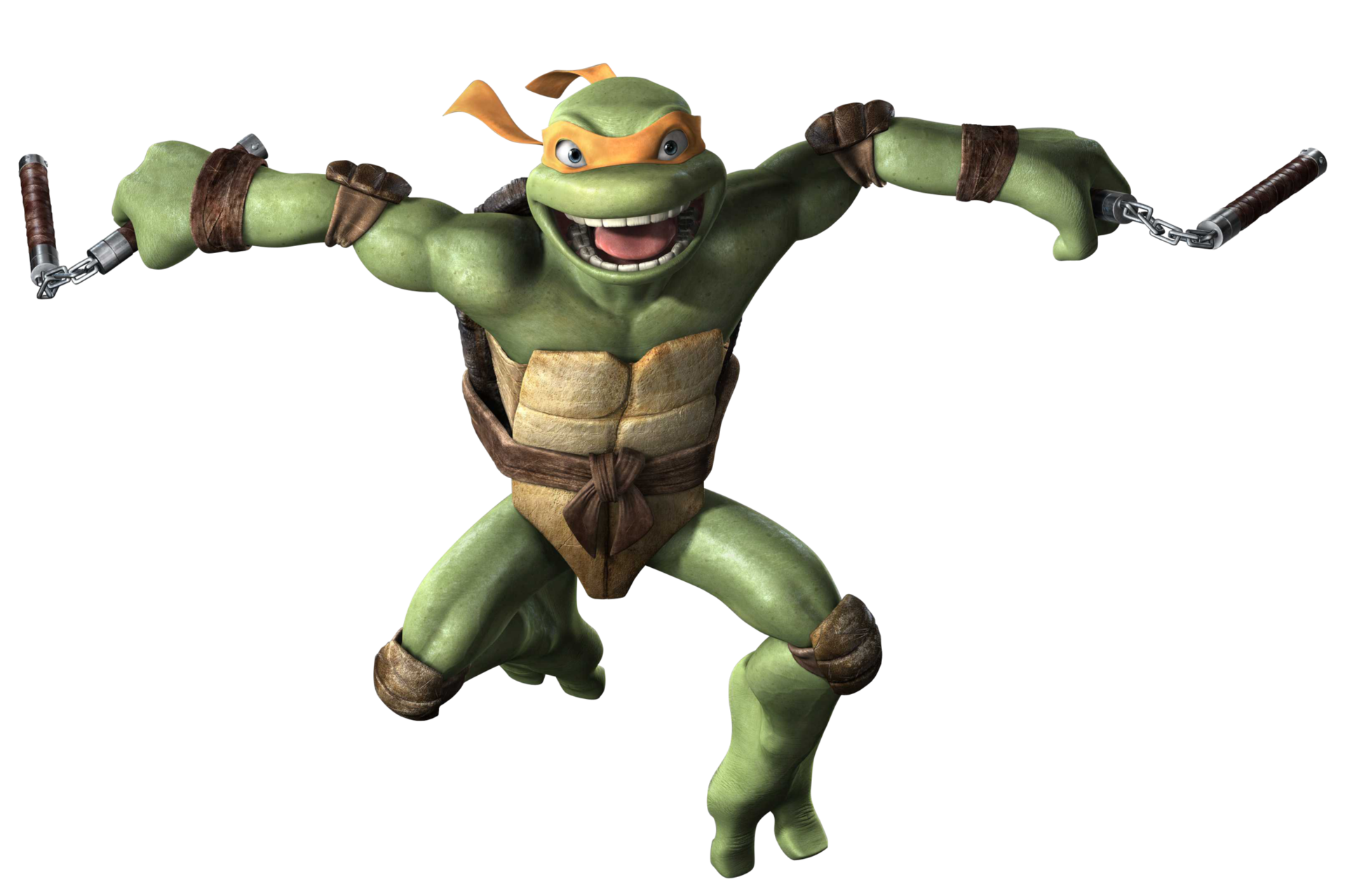 Image   Tmnt Michelangelo.png | Death Battle Fanon Wiki | Fandom Powered By Wikia - Tmnt, Transparent background PNG HD thumbnail