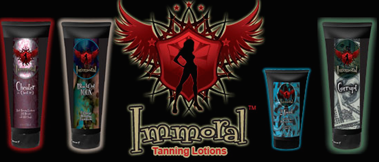 Immoral Tanning - Immoral, Transparent background PNG HD thumbnail