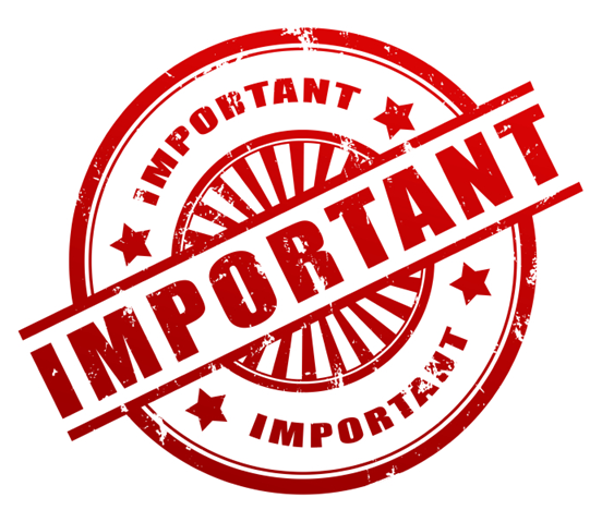 Important Information For Continuing Students - Important Dates, Transparent background PNG HD thumbnail