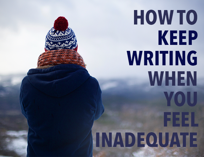 Writing With Confidence: How To Keep Writing Even When You Feel Inadequate - Inadequate, Transparent background PNG HD thumbnail