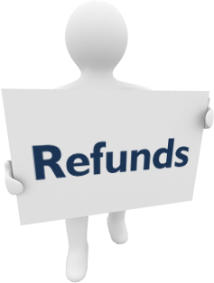 Income Tax Refunds - Refund, Transparent background PNG HD thumbnail